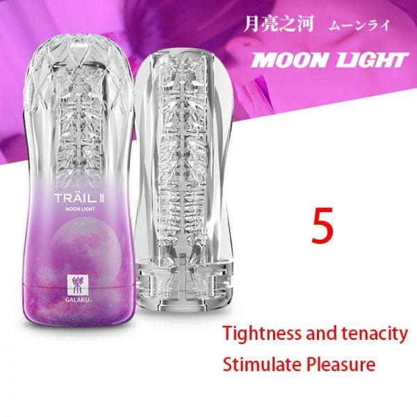 Transparent Vagina Adult Endurance Exercise