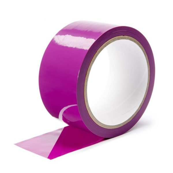 Tape slave Self-adhesive role play